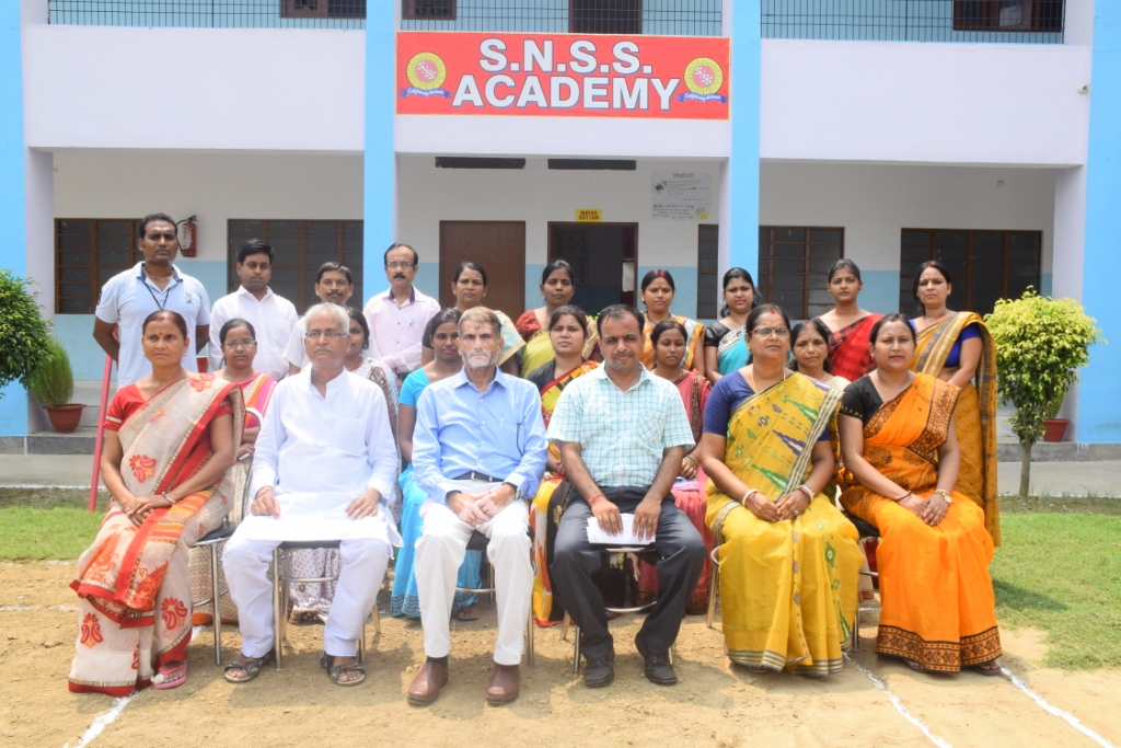 School Staffs and Members of Management
